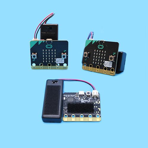micro:bit用スイッチ付き電池ボックス
