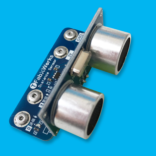 one touch distance sensor