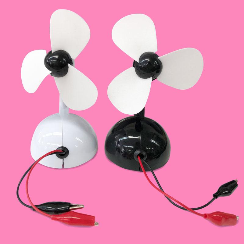micro:bit用扇風機(PWM制御)