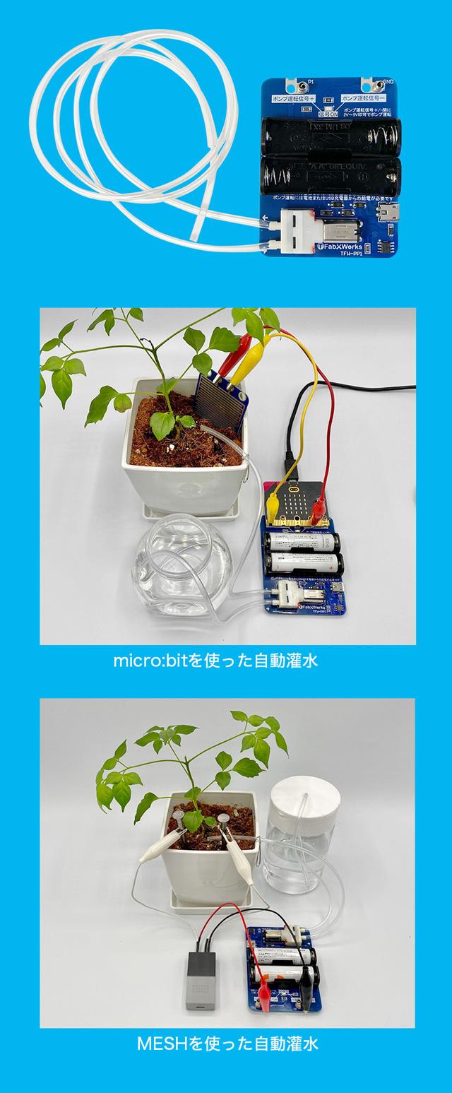 デジタル制御マイクロポンプ